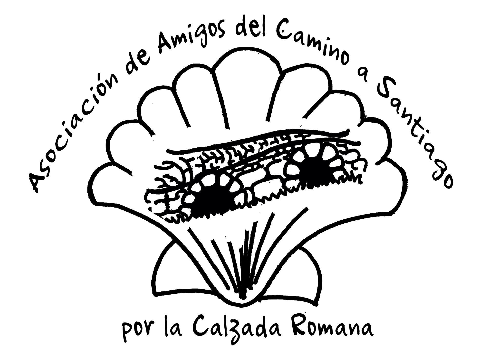 Camino de Santiago, Calzada Romana