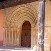 La Iglesia de Santa Lucía de Collazos de Boedo